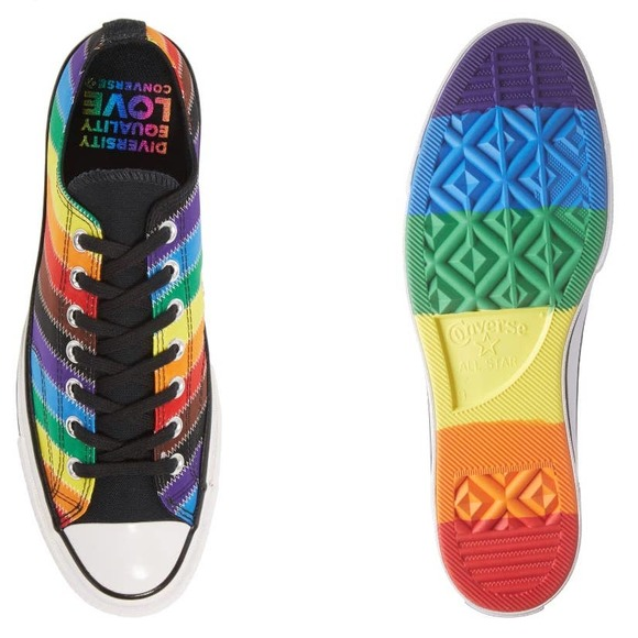 Chuck Taylor All Star 70 Low PRIDE Sneakers